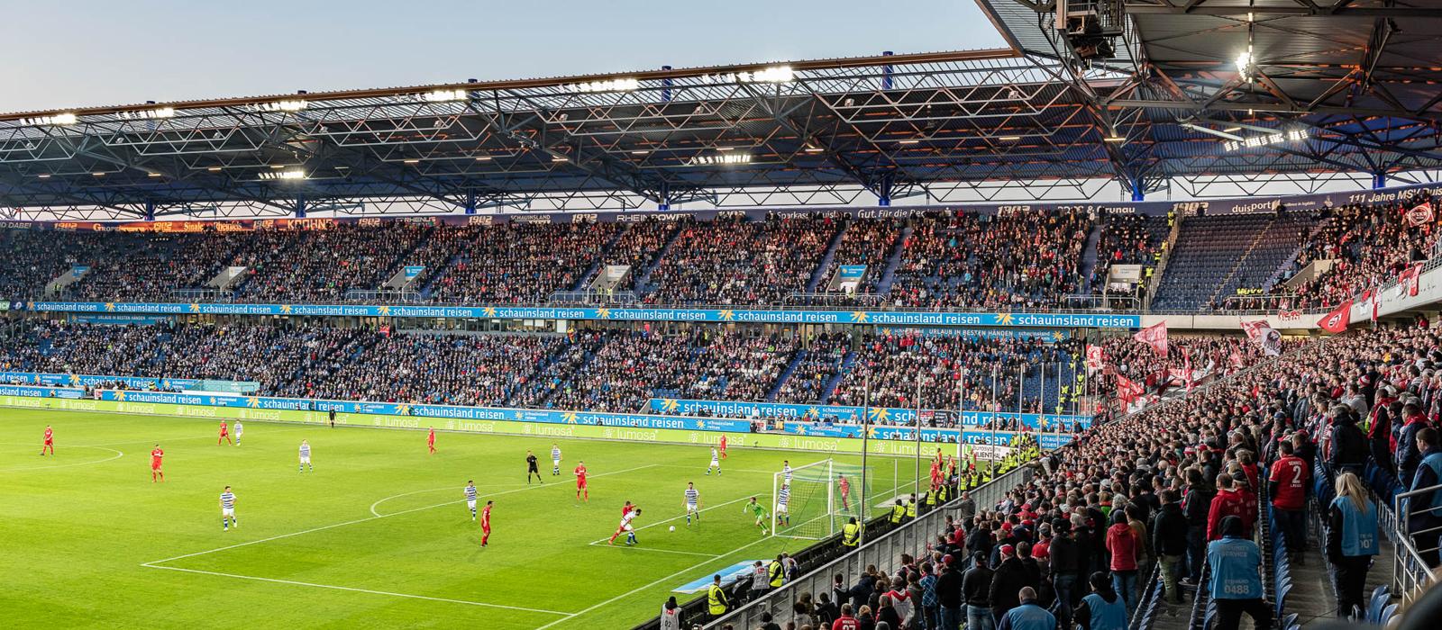 Von der Kreisliga bis hin zur Bundesliga